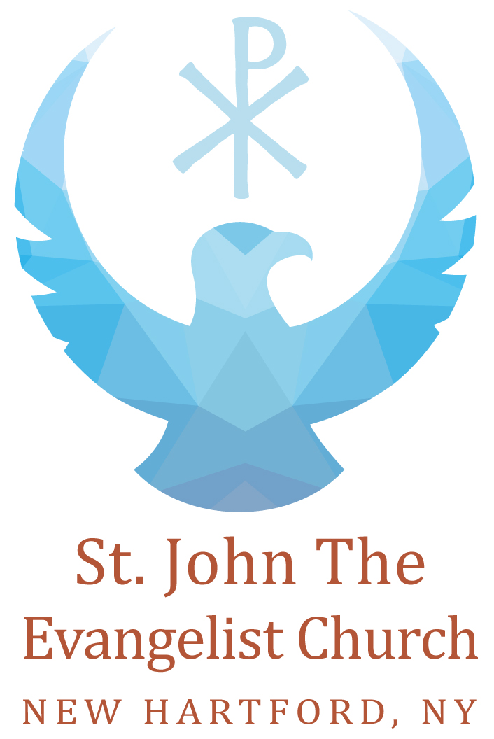 St. John the Evangelist Church Logo